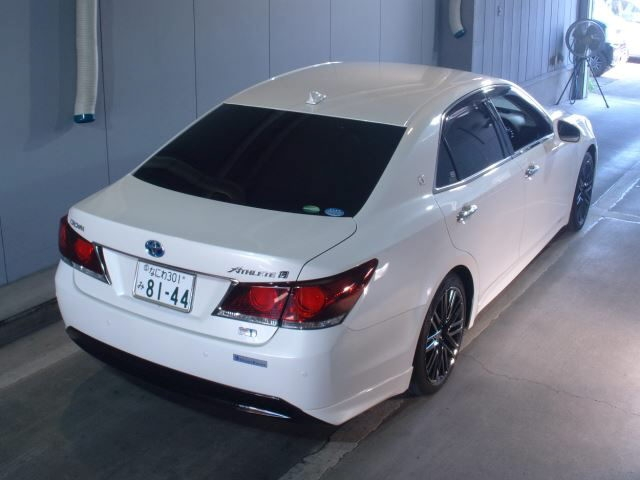 Import and buy TOYOTA CROWN 2015 from Japan to Nairobi, Kenya