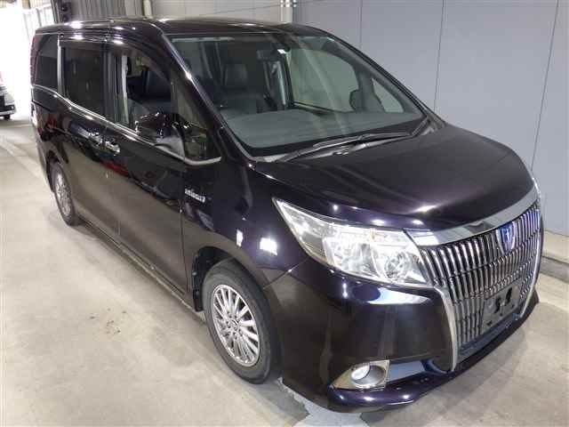 Import and buy TOYOTA ESQUIRE 2014 from Japan to Nairobi, Kenya