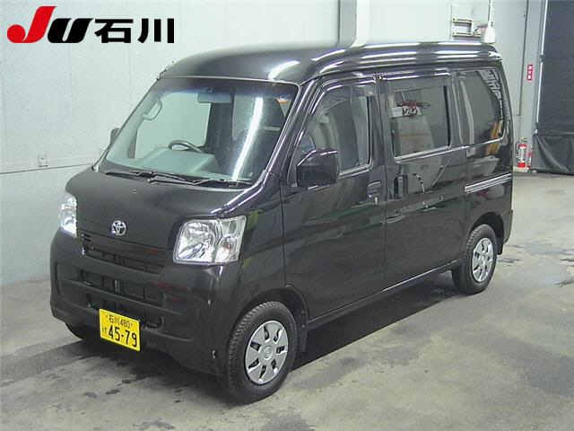 Import and buy TOYOTA PIXIS VAN 2017 from Japan to Nairobi, Kenya