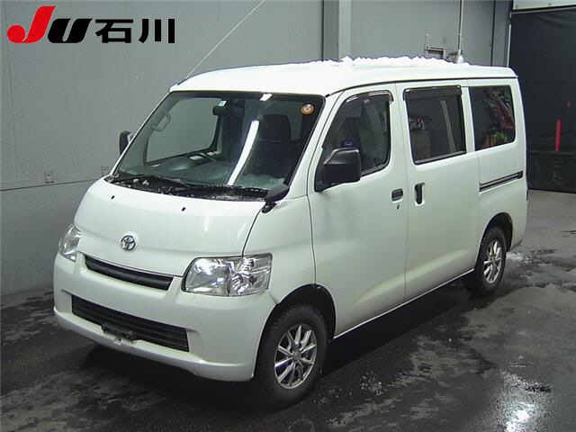 Import and buy TOYOTA LITE ACE VAN 2014 from Japan to Nairobi, Kenya