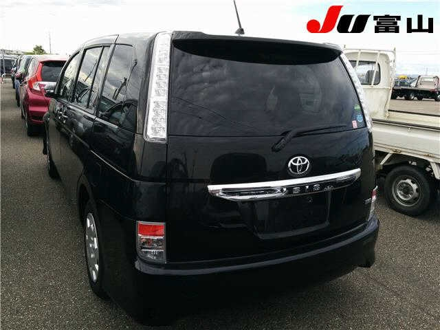 Import and buy TOYOTA ISIS 2016 from Japan to Nairobi, Kenya