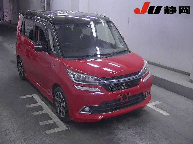 Import and buy MITSUBISHI DELICA D2 2017 from Japan to Nairobi, Kenya