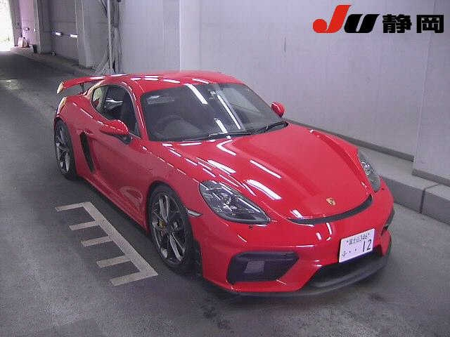 Import and buy PORSCHE CAYMAN 2020 from Japan to Nairobi, Kenya