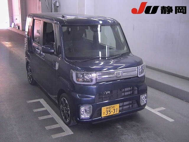 Import and buy DAIHATSU WAKE 2020 from Japan to Nairobi, Kenya