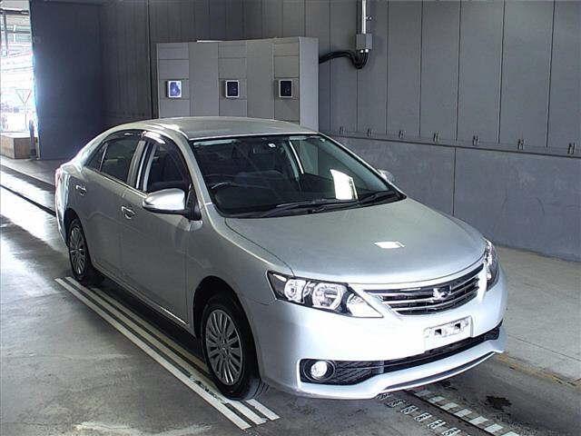Import and buy TOYOTA ALLION 2014 from Japan to Nairobi, Kenya