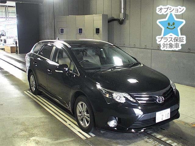 Import and buy TOYOTA AVENSIS WAGON 2014 from Japan to Nairobi, Kenya