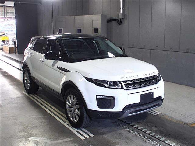 Import and buy ROVER RANGE ROVER 2017 from Japan to Nairobi, Kenya