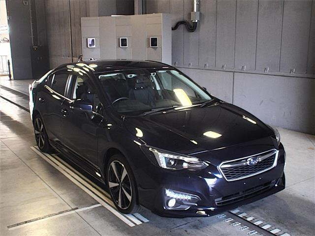 Import and buy SUBARU IMPREZA G4 2017 from Japan to Nairobi, Kenya