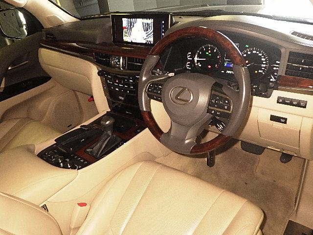 Import and buy LEXUS LX 2016 from Japan to Nairobi, Kenya