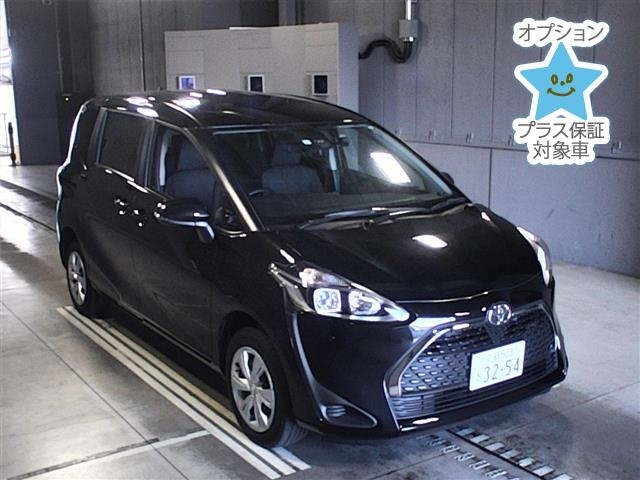 Import and buy TOYOTA SIENTA 2020 from Japan to Nairobi, Kenya