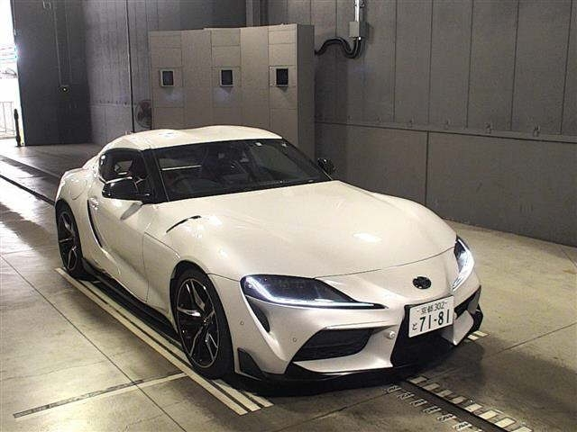 Import and buy TOYOTA SUPRA 2020 from Japan to Nairobi, Kenya
