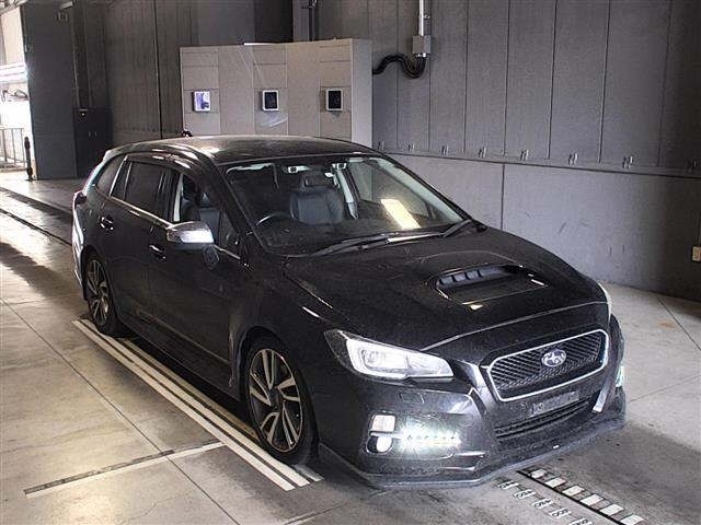 Import and buy SUBARU LEVORG 2014 from Japan to Nairobi, Kenya