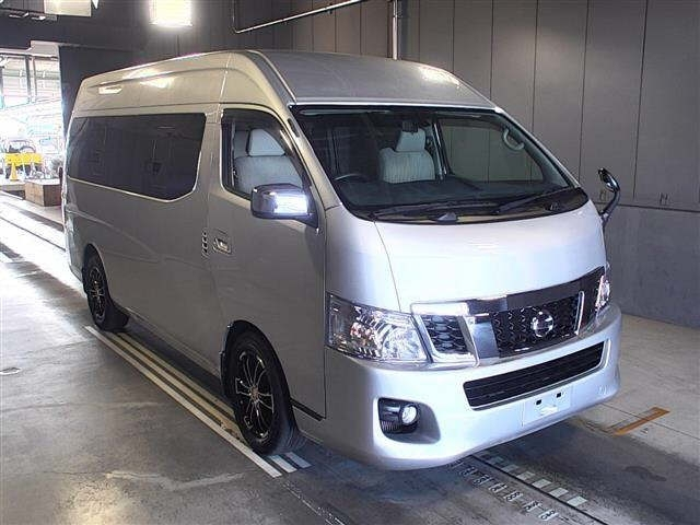 Import and buy NISSAN CARAVAN BUS 2015 from Japan to Nairobi, Kenya