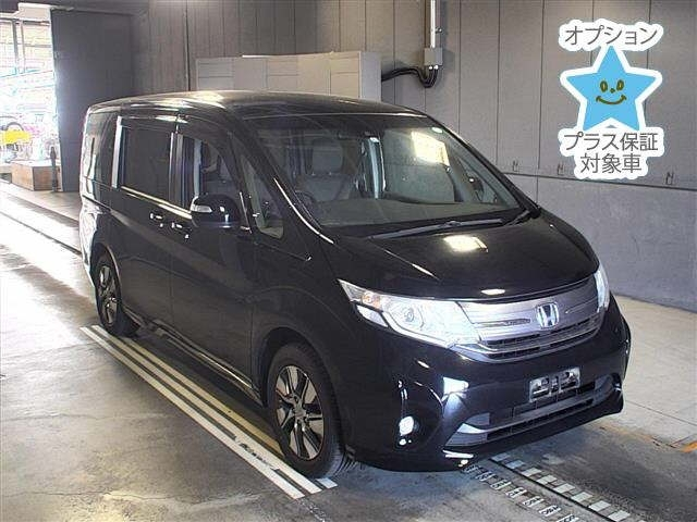 Import and buy HONDA STEP WAGON 2015 from Japan to Nairobi, Kenya