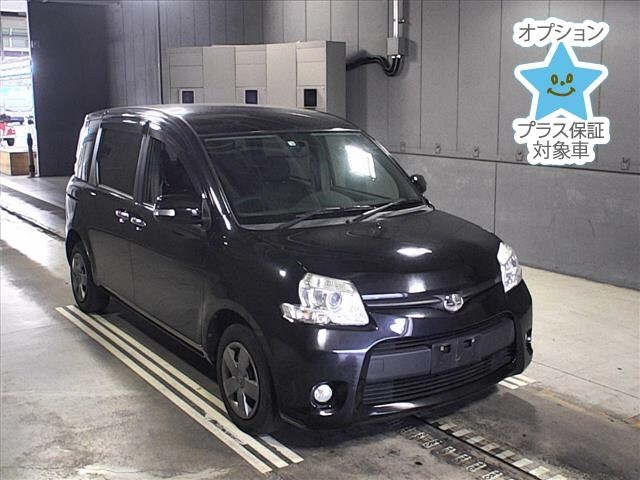 Import and buy TOYOTA SIENTA 2014 from Japan to Nairobi, Kenya