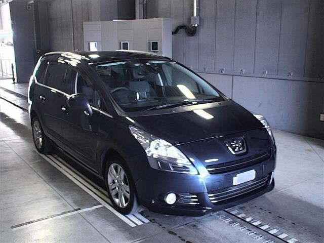Import and buy PEUGEOT 5008 2014 from Japan to Nairobi, Kenya