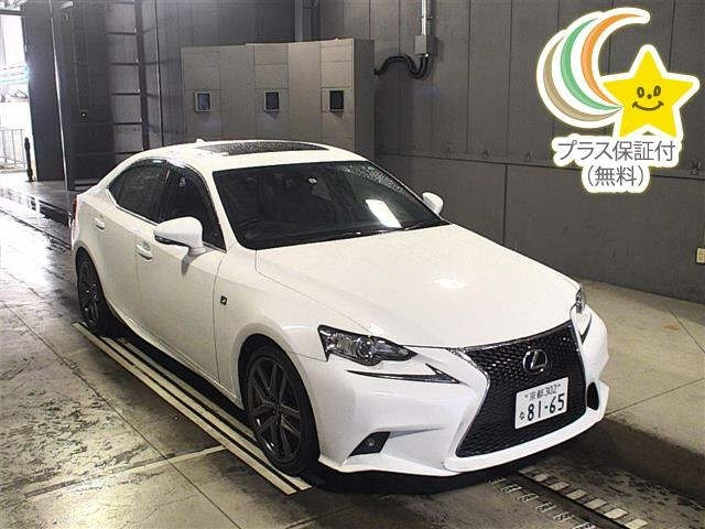 Import and buy LEXUS IS 2015 from Japan to Nairobi, Kenya