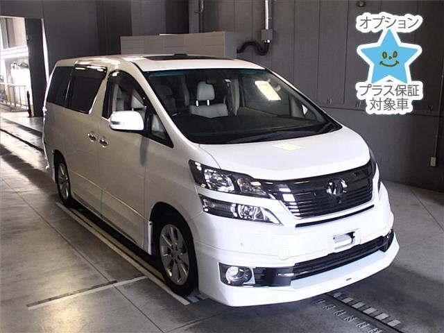 Import and buy TOYOTA VELLFIRE 2014 from Japan to Nairobi, Kenya