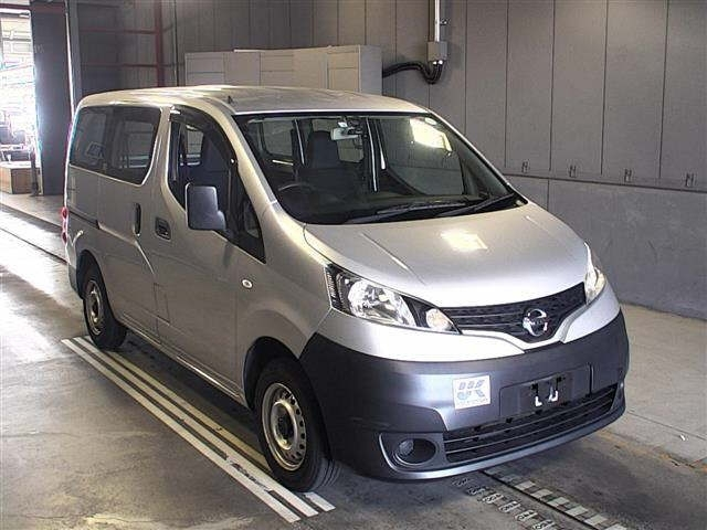 Import and buy NISSAN NV200 2017 from Japan to Nairobi, Kenya