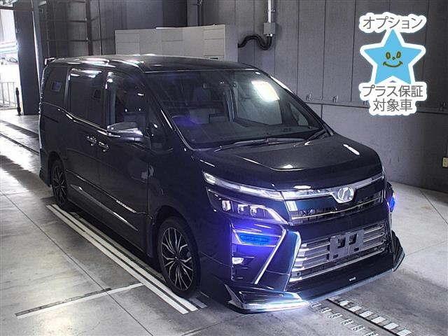 Import and buy TOYOTA VOXY 2018 from Japan to Nairobi, Kenya