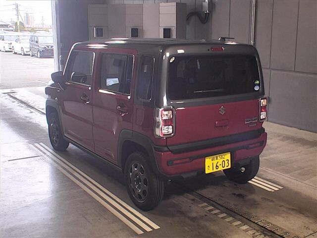 Import and buy SUZUKI HUSTLER 2020 from Japan to Nairobi, Kenya