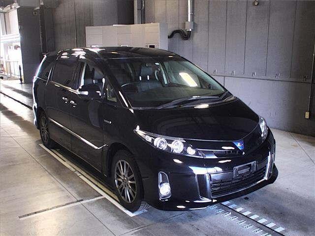 Import and buy TOYOTA ESTIMA HYBRID 2015 from Japan to Nairobi, Kenya