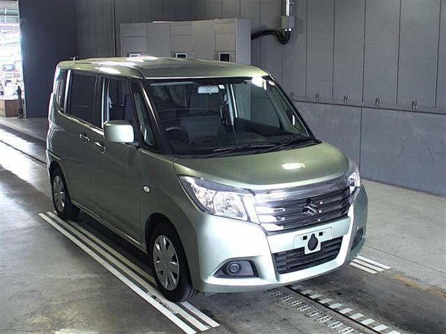 Import and buy SUZUKI SOLIO 2016 from Japan to Nairobi, Kenya