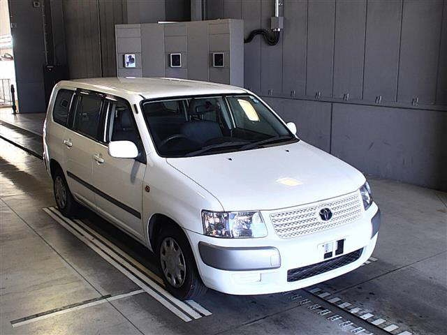 Import and buy TOYOTA SUCCEED VAN 2014 from Japan to Nairobi, Kenya
