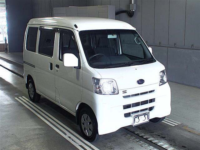 Import and buy SUBARU SAMBAR 2016 from Japan to Nairobi, Kenya