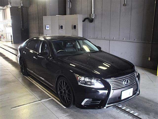 Import and buy LEXUS LS 2013 from Japan to Nairobi, Kenya
