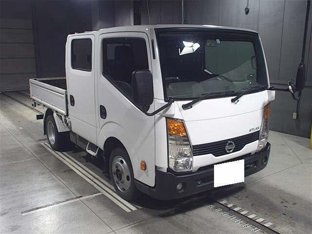 Import and buy NISSAN ATLAS 2015 from Japan to Nairobi, Kenya