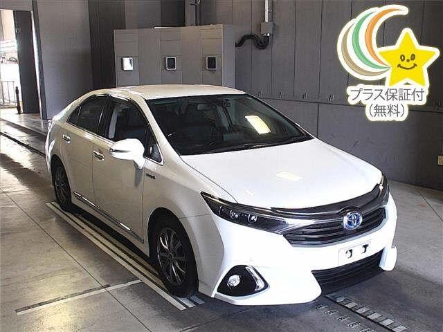 Import and buy TOYOTA SAI 2014 from Japan to Nairobi, Kenya