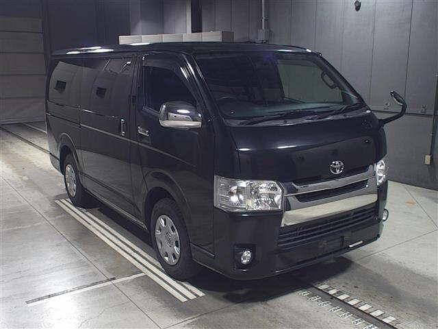 Import and buy TOYOTA REGIUS ACE VAN 2014 from Japan to Nairobi, Kenya
