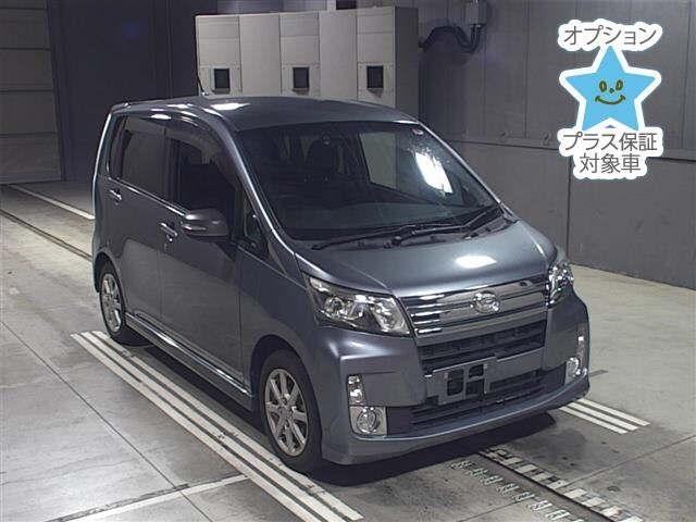 Import and buy DAIHATSU MOVE 2014 from Japan to Nairobi, Kenya