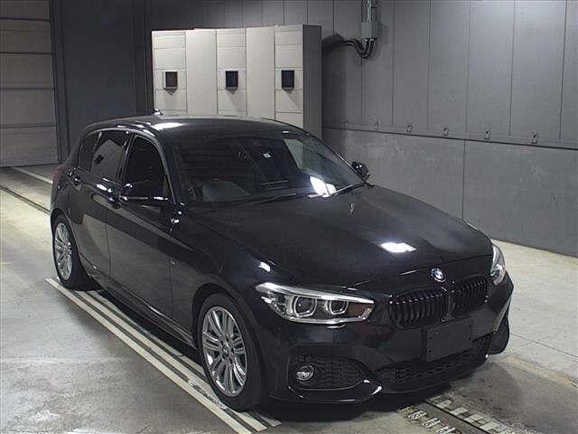 Import and buy BMW 1 SERIES 2017 from Japan to Nairobi, Kenya