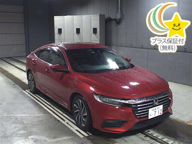 Import and buy HONDA INSIGHT 2019 from Japan to Nairobi, Kenya