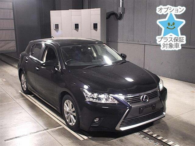 Import and buy LEXUS CT 2014 from Japan to Nairobi, Kenya