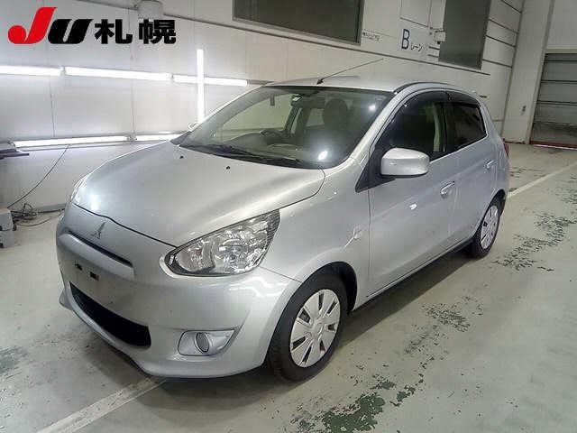 Import and buy MITSUBISHI MIRAGE 2013 from Japan to Nairobi, Kenya