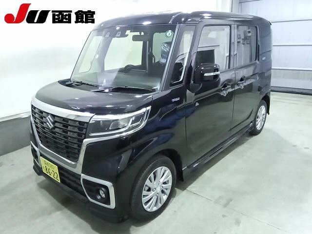 Import and buy SUZUKI SPACIA 2020 from Japan to Nairobi, Kenya