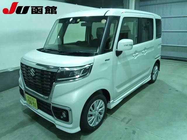 Import and buy SUZUKI SPACIA 2021 from Japan to Nairobi, Kenya