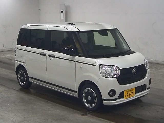 Import and buy DAIHATSU MOVE CANBUS 2020 from Japan to Nairobi, Kenya