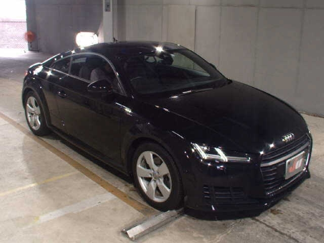 Import and buy AUDI TT 2017 from Japan to Nairobi, Kenya