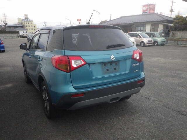 Import and buy SUZUKI ESCUDO 2015 from Japan to Nairobi, Kenya