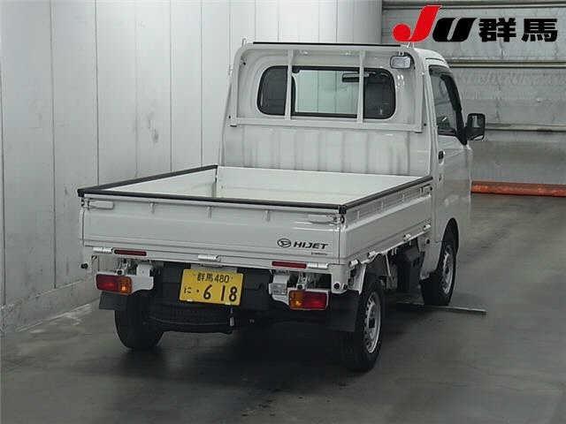 Import and buy DAIHATSU HIJET TRUCK 2021 from Japan to Nairobi, Kenya