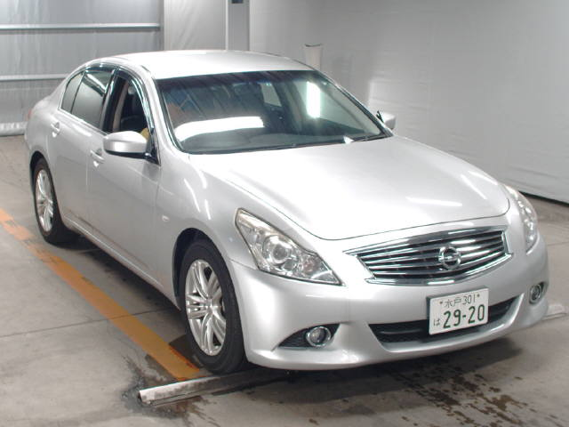 Buyimport Nissan Skyline 2010 To Kenya From Japan Auction