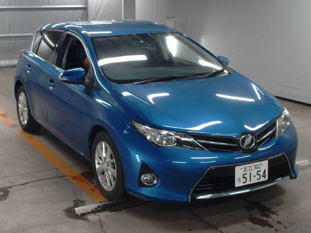 Buy Import Toyota Auris 2013 To Kenya From Japan Auction
