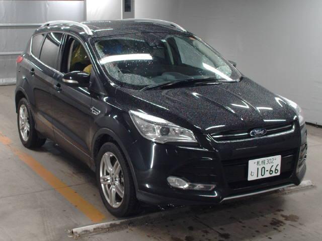 Import and buy FORD KUGA 2014 from Japan to Nairobi, Kenya