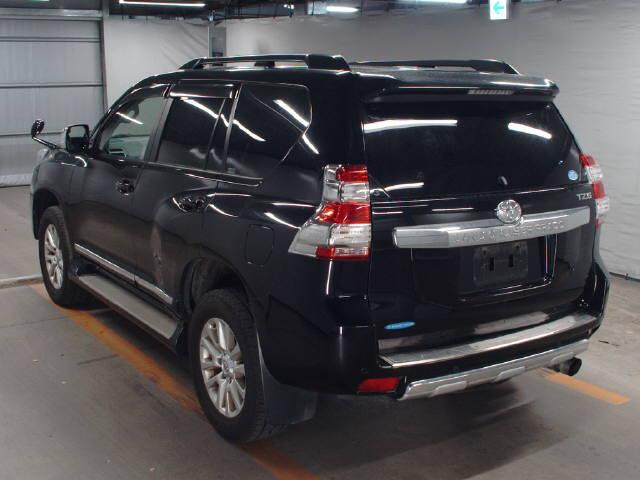 Import and buy TOYOTA LAND CRUISER PRADO 2013 from Japan to Nairobi, Kenya