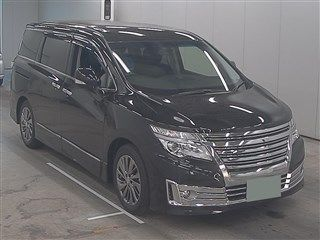 Buy Import Nissan Elgrand 2018 To Kenya From Japan Auction