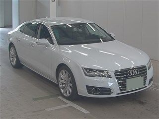 Import and buy AUDI A7 SPORTBACK 2015 from Japan to Nairobi, Kenya